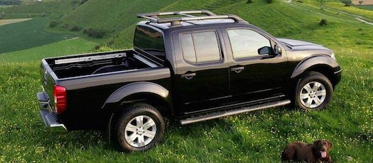 Tricolor Car rental Costa Rica - Nissan Navara