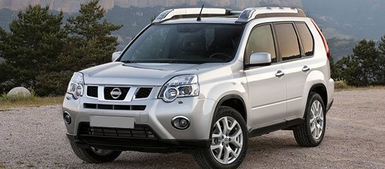 Tricolor Car rental Costa Rica - Nissan X-Trail